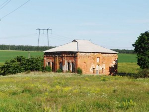 Богородицерождественский храм с. Клёмово
